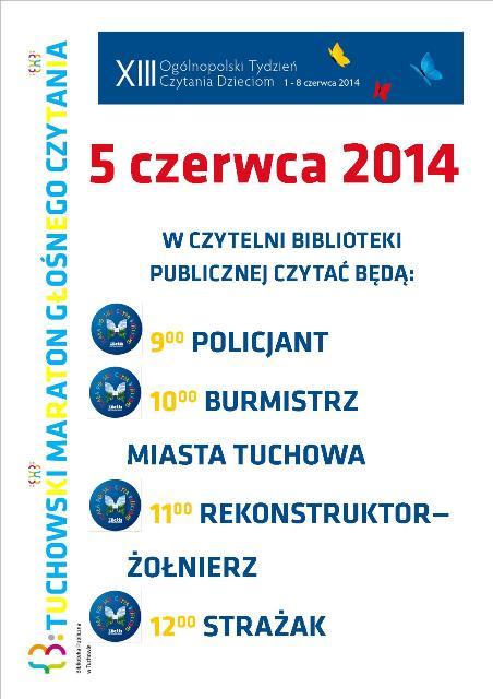 plakat maraton2014