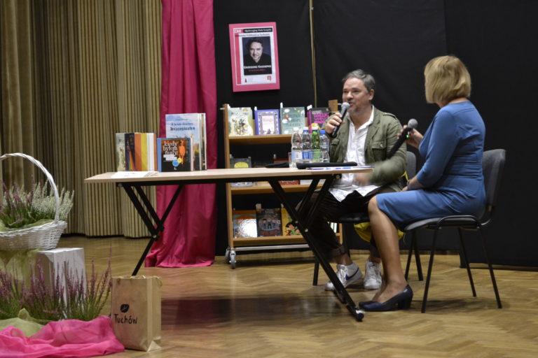 Grzegorz Kasdepke- spotkanie z czytelnikami